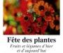 Les fruits et l�gumes d'hier et d'aujourd'hui en f�te au Domaine de Saint-Jean de Beauregard