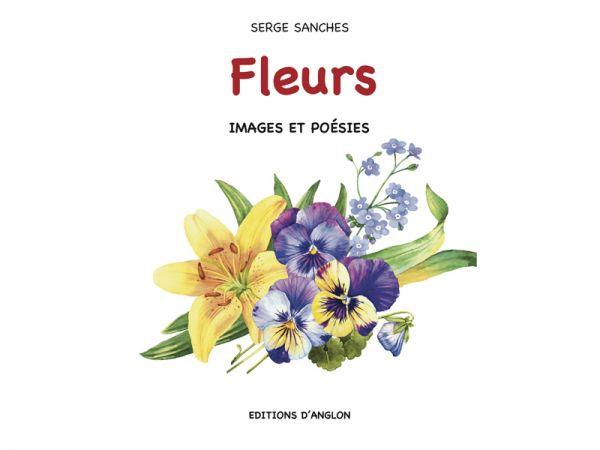 Couverture du livre Fleurs de Serge SANCHEZ