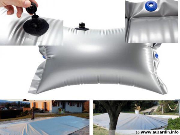 FLOT'UP, un boudin d'hivernage pour piscine