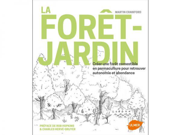 Couverture de Forêt-Jardin, par Martin Crawford