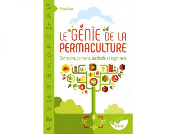 Le Génie de la permaculture, livre de Steve READ