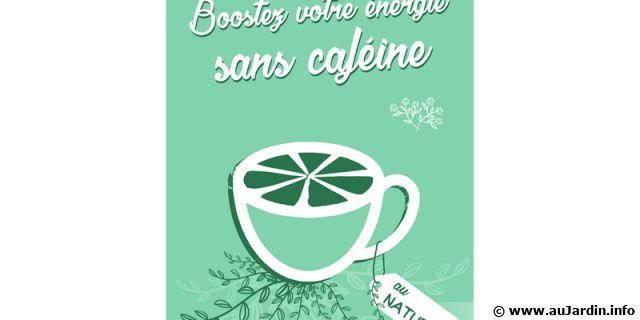 Boostez votre énergie sans caféine, de Charlotte Raut
