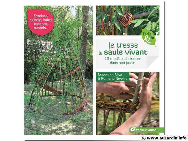 "Livre ""Je tresse le saule vivant"", de Sébastien SLIVA"
