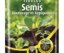Nouveau terreau Algoflash pour les jeunes plants