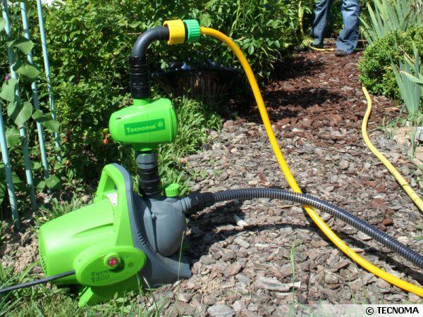 Pompe d 39 arrosage t800 k7 tecnoma - Arrosage automatique jardin potager ...