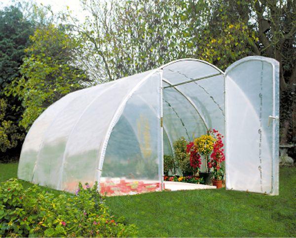 Les serres de jardin richel for Serre de jardin richel