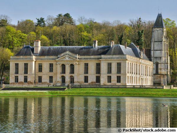Le château de Mery-sur-Oise