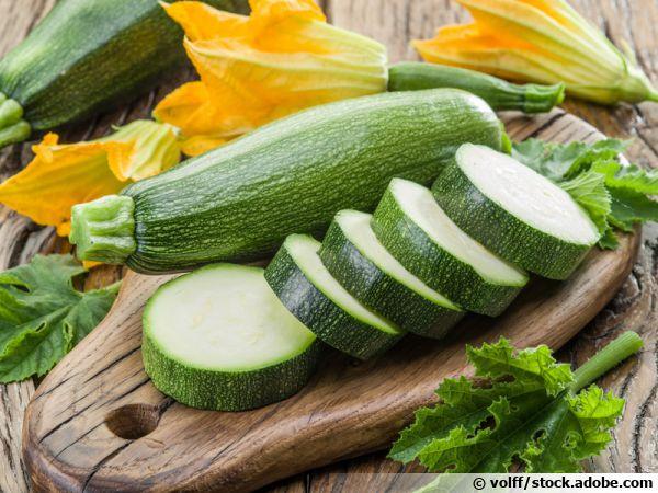 La courgette, un légume d'été diététique