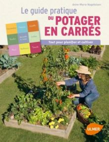 cr er un potager en carr s la fran aise tours librairie lire au jardin 5 rue constantine. Black Bedroom Furniture Sets. Home Design Ideas