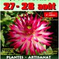 Salon du jardinage plantes et artisanat