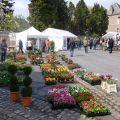 25e marché aux fleurs et à la décoration de jardin