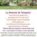 Troc aux plantes à La Roseraie de Pompaire