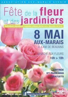 fête de la fleur et des jardiniers à aux marais le(s) 08/05/2017