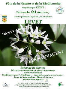 Troc de plantes, Fête de la Nature et de la biodiversité