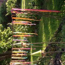 Troc ó plantes et au jardin - concours d'épouvantail