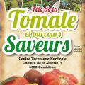 6ème fête de la tomate et parcours saveur