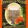 8ièmes Journées des plantes du Château de Bonrepos-Riquet