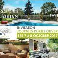 PORTES OUVERTES: Dialogues au Jardin Edition 2017