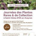 3èmes journées des plantes rares et de collection