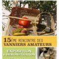 Les vanniers amateurs de la Shaner à la rencontre départementale de Loire Atlantique