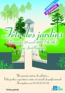 7ème fête des jardins