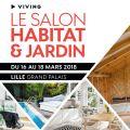 Viving Lille: le salon habitat & jardin