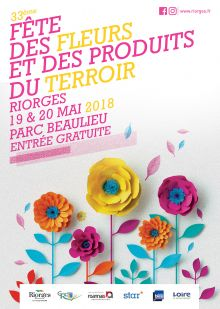 Fête des fleurs et des produits du terroirs