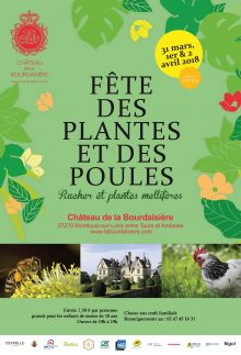 24e édition de la fête des plantes et des poules