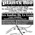 Vente de plants potagers bio