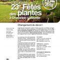 23ème fête des plantes