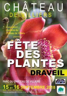 Fête des plantes à Draveil - Château de Villiers