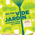 Vide jardin - Pays de Loiron