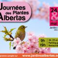 27e édition des Journées des Plantes