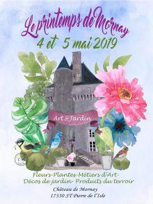 Le Printemps de Mornay : Art et Jardin