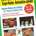 Foire aux Cactées, Succulentes & Plantes tropicales