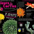 Salon des cactus, succulentes et plantes adaptées à la sécheresse