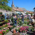 27e Marché aux fleurs et à la décoration de jardin