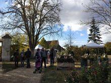 4e journée des plantes et des savoirs-faire au Domaine de Poulaines