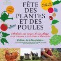 25ème édition de la Fête des Plantes et des Poules