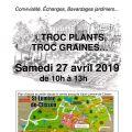 Troc plants et graines
