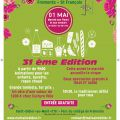 Marché aux fleurs et aux saveurs (31ème édition)