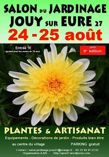"""SALON DU JARDINAGE"" - Plantes et Artisanat"