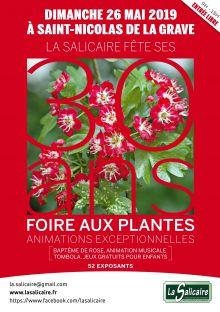 Foire aux plantes rares et de collection