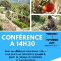 Conférence sur le potager en permaculture