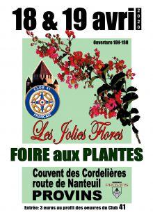 Les Jolies Flores 2020