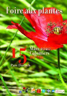 Foire aux Plantes de COLOMIERS