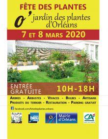 Fête des plantes O' Jardin des Plantes d'Orléans
