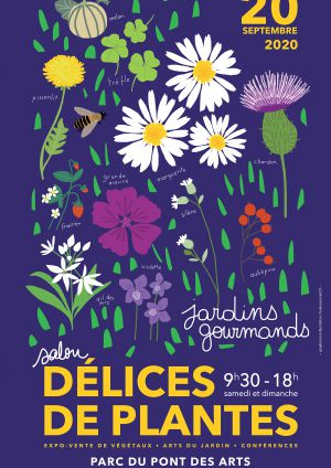 Délices de Plantes - Salon des Jardins et du végétal