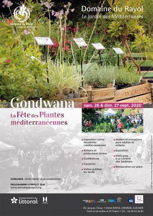 Gondwana, la Fête des Plantes méditerranénnes