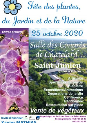 4ème Fête des Plantes, du Jardin et de la Nature